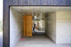 japan-architects.com: 河西立雄による京都の自邸