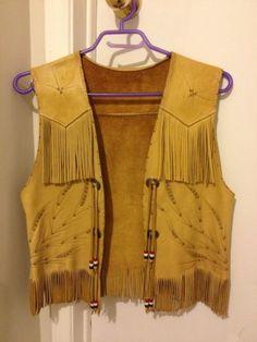 Kijiji: Native American Indian Vest ***NEW PRICE***