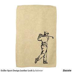 Golfer Sport Design