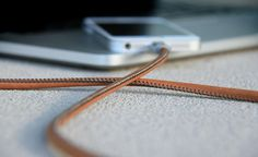 LifeStar Leather Charge Cables