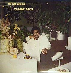 Tyrone Davis: 'In the Mood with Tyrone Davis' (1979)