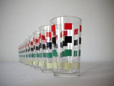 MIKITCHU / 10 small retro vintage 60's  70's french by MIKITCHU, €20.00
