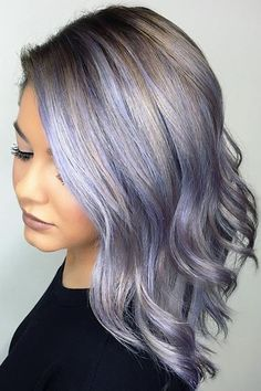 Pin for Later: Pastel Hair: 5 Ways to Choose a Soft Color For Summer
