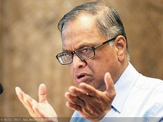 Infosys: Corporate governance badly down at Infosys, board needs an overhaul: NR Narayana Murthy - The Economic Times