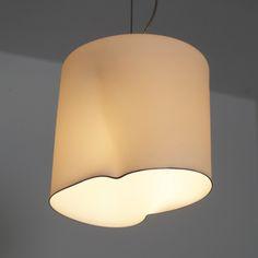 Lampe en porcelaine - Widukind STOCKMANS, Porseleinwerker, Laureaat van de wedstrijd Ambacht in de Kijker 2013