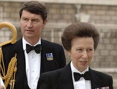 Princess Anne & Tim Laurence