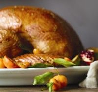 Turkey, Roasted turkey and Martha stewart on Pinterest