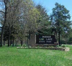 Mirror Lake State Park, WI - May 2013