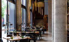 Michelin-starred British chef, Jason Atherton, launches his first Australian restaurant on a former brewery site in Sydney's inner city Chippendale precinct. The lofty Kensington Street Social forms part of the recently opened Old Clare Hotel togethe...
