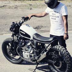 Relic Motorcycles CX500 Honda