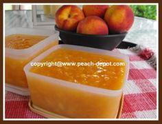 Peach Jam Recipes Jelly Recipes   Canned and Freezer Jam