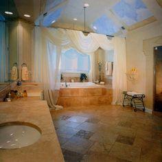 It's a beautiful bath design!