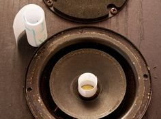Re-foam Your Old Speakers : 18 Steps (with Pictures) - Instructables Audiophile Speakers, Diy Speakers, Diy Electronics, Electronics Projects, Carver Amplifier, Diy Subwoofer, Home Theater Installation, Smart Home Automation, Speaker Design