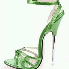 Women's Shoes Sexy Pointed Toe Stiletto Heel  sandals   (More Colors) – USD $ 89.99