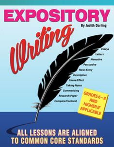 This Expository Writing lesson guides students through the process of writing a Descriptive paragraph & includes grading their final paper before turning it in for Teacher Evaluation Writing Lesson Plans, Free Lesson Plans, Writing Lessons, Teaching Writing, Writing Strategies, Teaching Resources, Teaching Ideas, Writing Skills, Lesson Planning