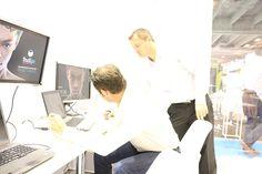 Lionel Blondeau et Vincent Lumaret de La Team Digitale #ECP14