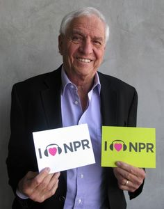 Oh, Happy Days! Garry Marshall sends his love to NPR. (July 2012)