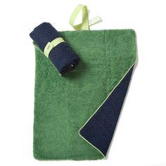 Cambiador bebé Waygu, portátil 100% algodón. 35.90€