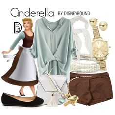 DisneyBound is meant to be inspiration for you to pull together your own outfits which work for your body and wallet whether from your closet or local mall. As to Disney artwork/properties: ©Disney Princess Inspired Outfits, Disney Princess Outfits, Disney Themed Outfits, Disney Inspired Fashion, Character Inspired Outfits, Disney Dresses, Disney Fashion, Disney Clothes, Disney Cosplay