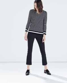 STRIPED SWEATER-Woman-NEW THIS WEEK | ZARA United States