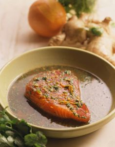 Healthy Broiled Spicy Tuna Steaks