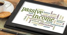 Passive Income Sources and Affiliate Marketing