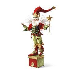 Mark Roberts Christmas Wishes Fairy Stocking Holder