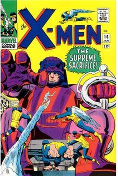 X-Men by Jack Kirby