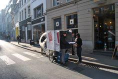 Bubble Post houdt zwaar transport uit de stad #bestpractice #duurzame #innovatie #mobiliteit
