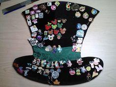 My Disney pin board - vixyish, aka michelledockrey on Flickr