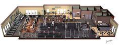 Commercial Gym Design Ideas | www.pixshark.com - Images ...