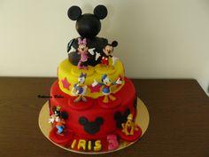 Casa do Mickey, Miki egér háza