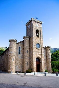 Église - Montpezat-sous-Bauzon, Ardèche