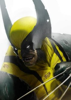 Wolverine by Nico Lee Lazarus (Orochi-Spawn)