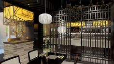 Restaurant Osaka, Buenos Aires: asian-peruvian fusion spot with a devoted following among the fete set. - Elle Decor