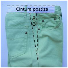 Cómo ensanchar un pantalón