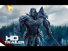 TRANSFORMERS 5 _ HOT ROD Reveal Trailer (2017) Transformers The Last Knight Action Movie HD - YouTube