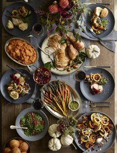 Thanksgiving Menu and Prep Schedule from www.whatsgabycooking.com (@whatsgabycookin)