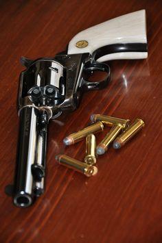 """""""God created men, but Sam Colt made them equal"""" SAA 357 Magnum"""