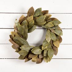 Signature Magnolia Wreath - Magnolia Market | Chip & Joanna Gaines