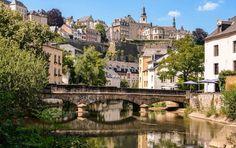 Luxemburgo es la capital del Gran Ducado de Luxemburgo