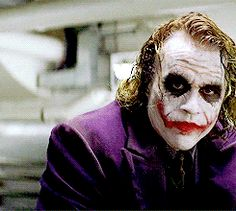 film the dark knight heath ledger the joker