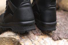 Čierne kanady PARAGAN od výrobcu BOSP. Obuv vhodná pre bezpečnostné zložky. http://www.armyoriginal.sk/2715/132801/obuv-paragan-gore-tex-bosp.html