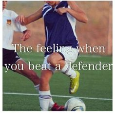that doesn't happen when people play my team... i mean, psh, I'm a defender. They didn't have a chance since I swaggered in.