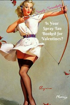 Are you ready for Valentine's Day? #valentines2016 #spraytan #notanlines #dayspa #simplyserendipity #paulsvalleyok #photofy @photofyapp