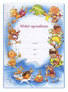 vysvedcenia pre skolkarov - Hľadať Googlom School Frame, Under The Sea Party, Borders For Paper, Boarders, Bowser, Graduation, Arts And Crafts, Clip Art, Classroom