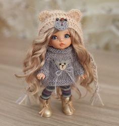 """Комплект """"Три медведя"""" / Все для BJD / Шопик. Продать купить куклу / Бэйбики. Куклы фото. Одежда для кукол"""