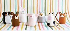 Cute little animal DIY project
