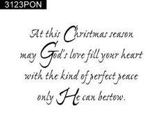 Christmas Card Verses: