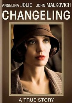 Changeling.  A grief-stricken mother takes on the LAPD to her own detriment when it stubbornly tries to pass off an obvious impostor as her missing child, while also refusing to give up hope that she will find him one day.